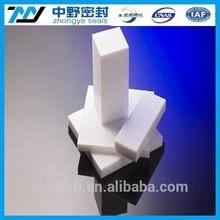 Pure Ptfe Block/teflon Plastic Sheet/teflon Molded Sheet Made In China