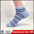 Custom altura del tobillo calcetín proveedor / deporte calcetín de algodón