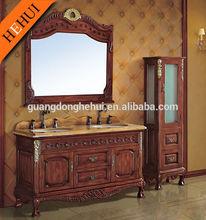 suppliers germany Bathroom Vanity; Modern bathroom designs; bamboo furniture bathroom HEHUI RCTD-1072