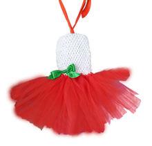 2014 yılbaşı tığ tüp bebek elbise, popüler tutu ayarlamak