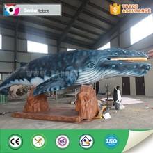 Ocean park lifesize animatronic whale