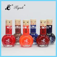 Candy color fashion gril nail lacquer Princess nail polish for acetone nail polish remover