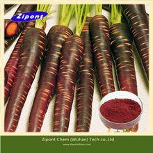 100% Natural coloring food Black Carrot juice concentrate powder