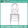 Cixi yongye PC rental party wedding clear resin phoenix chair