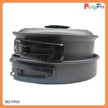 Hot Sale Portable Removable Handles Cooking Pots Large Aluminum Cooking Pot
