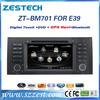 ZESTECH Factory direct sale 2 Din in-dash Car dvd gps for BMW E39 E53 X5 M5 Car DVD Gps Navigation Auto Parts