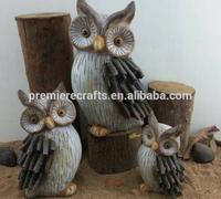 Best Selling Garden Decoration Owl Design