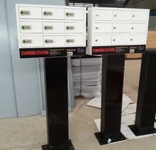 China manufacture mobile phone charging vending machine
