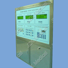 operate theatre medical gas control panel as medical gas alarm system