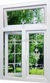 pvc de la ventana arqueada china ventana abatible y la ventana francesa ventanas resistentes al fuego
