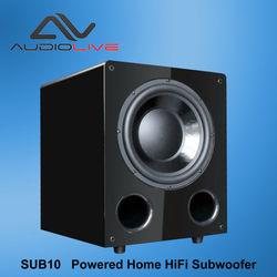 "SUB-12 200W 12"" Home Hi-Fi Active Subwoofer"