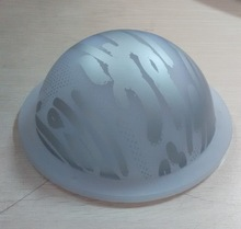 hot sale custom design vacuum forming acrylic dome