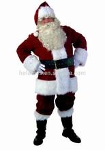 Santa Claus costume/ Christmas costume for sale