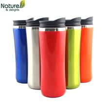 450ml stainless steel travel coffee mug