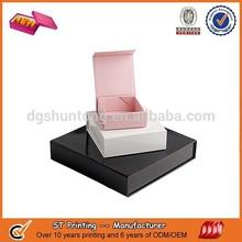 Custom logo earring gift box