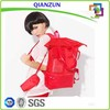 Oxford leather bag red sports fashion big woman bag