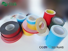 one side or double sided coated PE EVA VHB foam tape