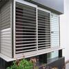 make in China hot sale aluminum jalousie windows
