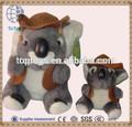 Sevimli peluş koala oyuncaklar, koala dolması