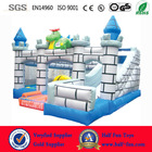HALF 2014 New Designs Commercial Kids Inflatable Bouncy Castle for Sale
