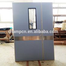 HD004 HPL hospital interior door for clean room