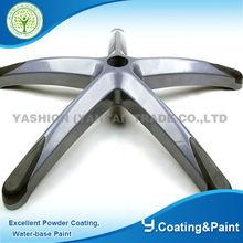 chrome effect insulation electrostatic powder coating