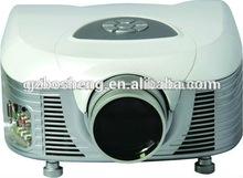 2014 Best price new product full HD 1920 X 1080p 5000 lumens led pico projector/led 3d projector ,HD-100 projector