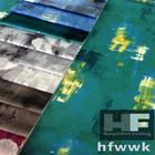 China 100% polyester printed fabrics textiles
