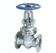 Stainless steel rising stem gate valve Z41W-16P