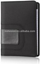 fashion design portfolio case with memo pad