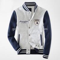 Custom Varsity Jackets Men 2015 American Footaball Jackets
