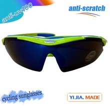Hot sell sport sunglasses fashion design nice sport sunglasses with strap cheap price safety sport sunglasses