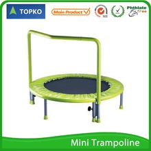 Top Sale comfortable Cheap trampoline / Kids Indoor Trampoline bed