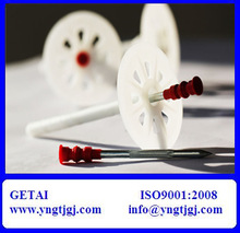 Plastic Heat Insulation Hollow Wall Anchor