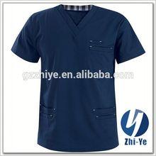 hospital new fashion medical uniform men