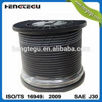 """OEM Automotive Fuel Line Hose 5/16"""" x 200' flexible reinforced rubber hose"""