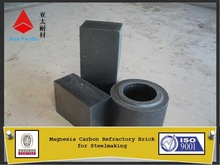 Magnesia Carbon Refractory Brick for Steelmaking