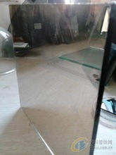 High quailty best price 5mm One-way mirror glass /Tempered mirror glass