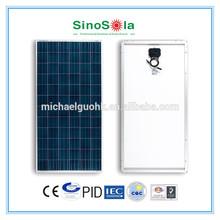 Polycrystalline Solar Panel 300 Watt, High Efficiency Low Cost With TUV/IEC/CE/CEC Certification