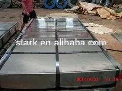galvanized sheet metal fence panel