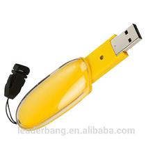 Large capacity 2g swivel usb flash drive