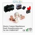 em movimento estacionário agni agcdo ponto de contatos elétricos de prata para relay tomada interruptor do termostato
