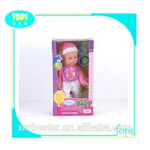 2014 Hot selling vinyl baby doll with EN71