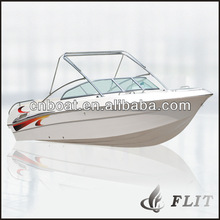 FLIT TWIN ENGINE HOT INBOARD JET BOAT