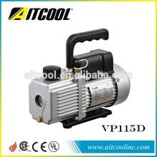 manual handheld single stage rotary vane vacuum pump VP115D
