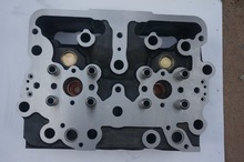 diesel engine engine cylinder head N