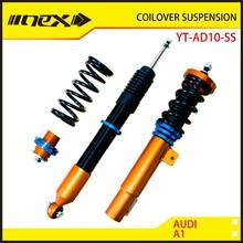 Automotive Performance Adjustable suspensinon coilover shock absorber Kit