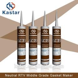 high temperature neutral RTV silicone sealant & gasket maker