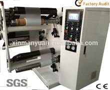 300-600mm Laminating /transfer/vinyl/plastic film slitting and rewinding machine, polyster film slitter rewinder