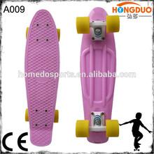 2015 plastic skate board hot sale in Europe